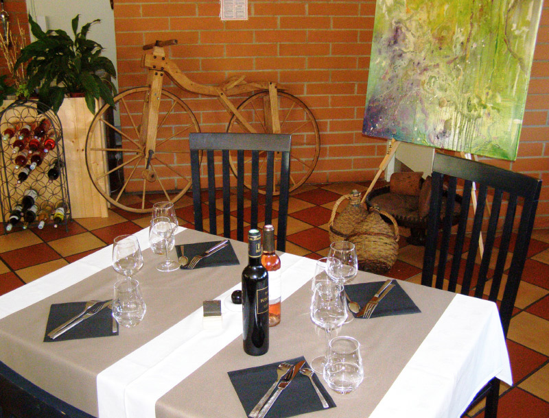 Restaurant - Forge de Pyrène Montgailhard