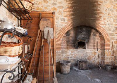 Atelier four à pain - Village des métiers d'autrefois