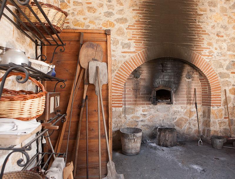 Atelier four à pain