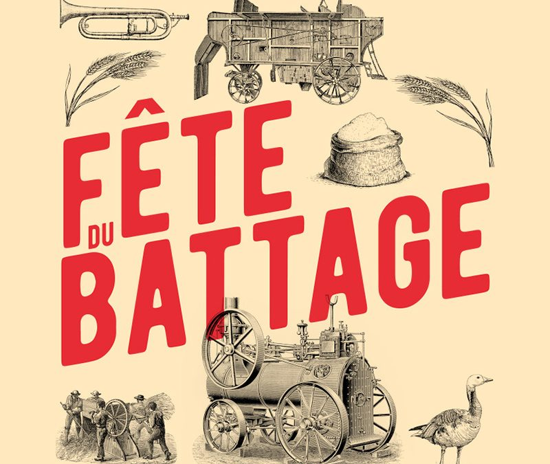Fête du battage