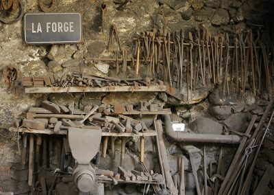 Forge à martinet - Forge de Pyrène