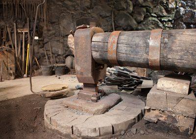 Forge à martinet - Parc des savoir-faire