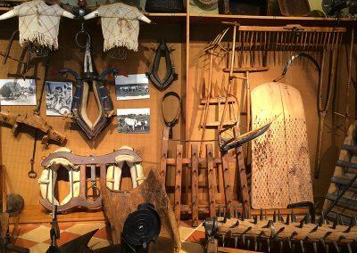 Musée collection objet d'antan